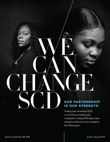 We Can Change Sickle Cell Disease Brochure
